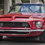The 1968 Red Shelby Mustang You've Been Searching For